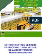 ABC  EN EL SECTOR DE LA CONSTRUCCIÓN