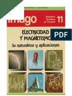 Santillana - Electricidad Y Magnetismo - Su Naturaleza Y Aplicaciones