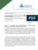 2005_bloco de Pecas 1 - Jose Aras