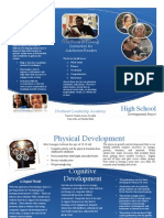 Hs Developmental Brochure