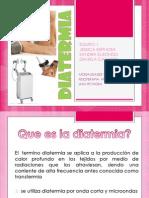 EQUIPO 1 Diatermia