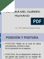 Clase 2 - Postura