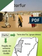 Conhecer o Darfur