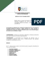 EDITAL MONITORIA 2013.1 SAÚDE-1