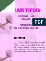 pp tifoid