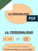 TEMA 14. La Personalidad