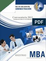 MBA Administracion