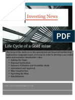 Resource Investing News - Life Cycle eBook