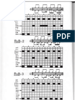 260 drum machine patterns r b drum patterns fandeluxe Image collections