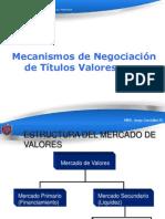 SESION9 Mecanismos de Negociacion