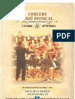 Cartel Música Als Pobles 2009 PDF