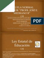 LEY ESTATAL DE EDUCACIÓN ANÁLISIS.pptx