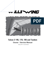 Falcon 3 Owners Manual January 2007 Short Pack