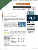 Revista Electroindustria - Fibra óptica en aplicaciones empresariales