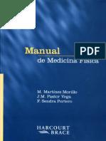 MANUAL DE MEDICINA FÍSICA. Morillo