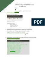 Konfigurasi DNS Dengan Webmin  Membuat DNS Dengan Webmin