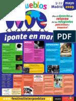 Poster general VI Festival Interpueblos