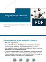 CONFIGURACION DE UN SWITCH.ppt