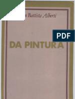 ALBERTI, Leon Battista. Da Pintura