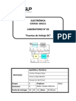 Laboratorio de Electrónica N_ 3 Informe chise
