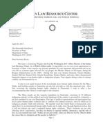ILRC Letter to Sec. Kerry_Guatemala