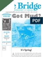 The Bridge, May 2, 2013