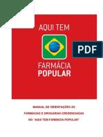 Manual Farmacia Popular