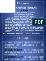 6395345 Resumen Del Libro La Caja