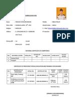 Cv Firman Print