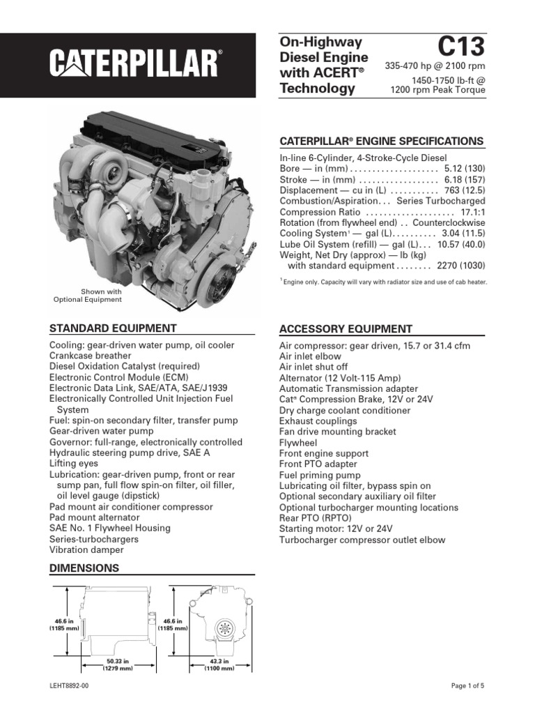 Caterpillar C15 Ecm Wiring Diagram 07 Cat C7 Schematic C On