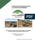 Proyecto Turistico Las Liebres 2