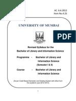 4.25 BLISC Syllabus for CBGS[2]