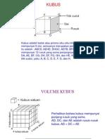 Volume Limas Kerucut