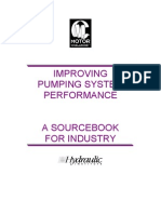 Improving Pumping Systems