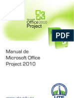 Manual Project 2010