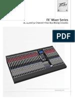 FX Mixer Series