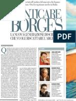 Borges e La Nuova Letteratura Argentina - La Repubblica - 03.05.2013