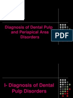 Diagnosis of Dental Pulpitis and Periapical Lesions