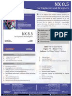 NX8.5 for Engineers and Designers