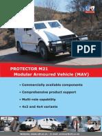 Protector M21 MAV