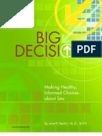 BIG DecisionsCurriculum