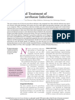 Diagnosis and Treatment of Neisseria Gonorrhoeae INFECTIONS