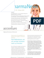 Accenture PharmaNews 10 Feb2011