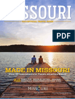 Missouri Travel Guide 2013