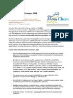 Review Global ManuChem 2013