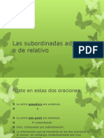 Las subordinadas adjetivas o de relativo.pptx