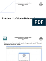 Pa1 Calculos de Balance de Materia y Energia