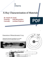 1-4 X-Ray Characterization of Materials.ppt