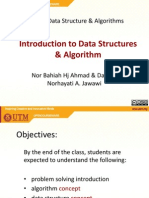 Chapter 2 Introduction to Data Structure (1)