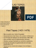 Trabajo Vlad Tepes